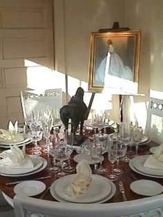 Table Settings by HRH The Duchess of State