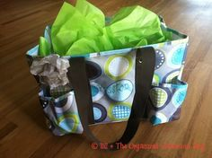 A New Personalized Teacher Bag