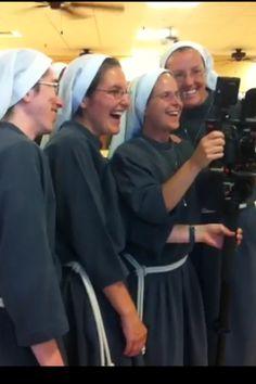 Fun for Nuns