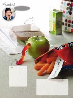 April Fool's Pranks from FamilyFun magazine.