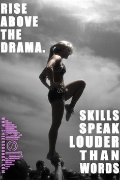Skills speak louder