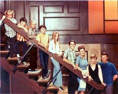 """""""Here's the story of a lovely lady..."""" Loved the Brady Bunch!!"""