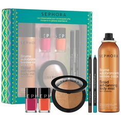 New at #Sephora: SEPHORA COLLECTION Escape To Rio Getaway Essentials Kit #makeup #sets