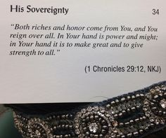 God is sovereign.  #Scripture #BibleVerse