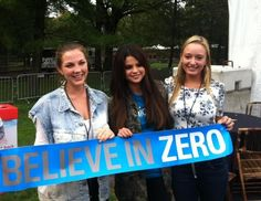 Congrats to Kathryn R. for winning a chance to meet Selena Gomez at the #GlobalCitizen Festival!