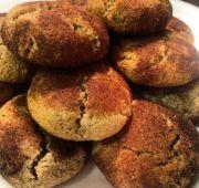 Paleo Cinnamon Cookies