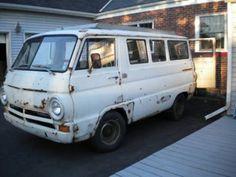 Dodge 1966 Dodge A100 Camper van rare find NO RESERVE!!!
