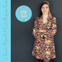 Shana Bell Sleeved Tunic Pattern: Sizes XS (0-2) - 3X (24W-26W)