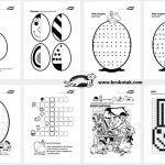 Нови образователни задачки за Великден