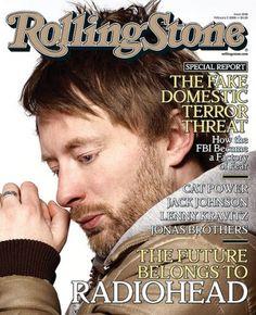 Rolling Stone Magazine - Radiohead