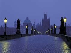 Prague  | mystique |