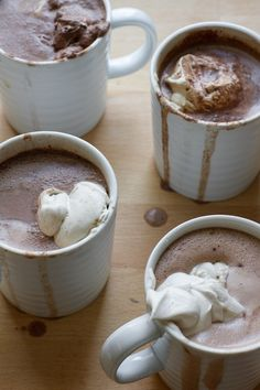 hot hot hot hot chocolate