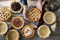 11 Pies You Need on