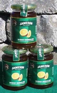 Jameson's Irish Whiskey Marmalade
