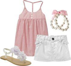 Sweet Little Girl's Clothing