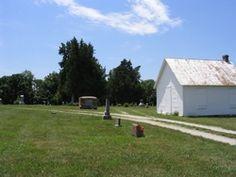Sutton Cemetery  Baldwin City  Douglas County  Kansas  USA
