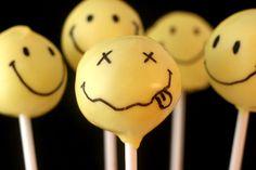 Nirvana Pop by Bakerella, via Flickr