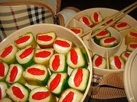 """""""Sushi"""" with Twinkies: fun party food!"""
