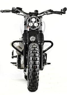 Triumph Bonneville T100 Scrambler #motorcycle #motorbike