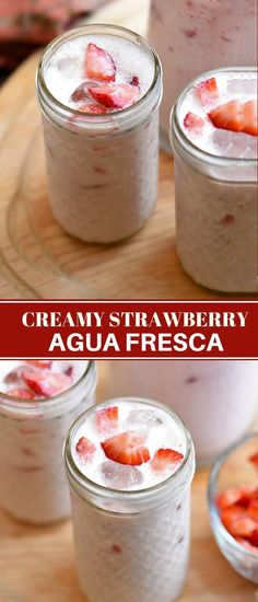 Creamy Strawberry Ag