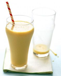 Orange-Vanilla Milkshakes Recipe