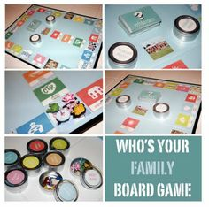 Fun homemade board games