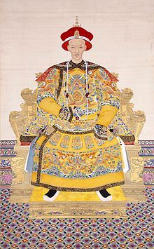 The Daoguang Emperor (道光帝 Tao-kuang Emperor, (born on 16 September 1782, and died on 25 February 1850) was the 8th emperor of the Manchu Qing dynasty and the 6th Qing emperor to rule over China, from 1820 to 1850.