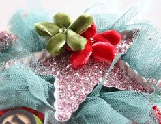 Star-detail-holiday-advent  Glitter in Maya Road star shaped bottle cap
