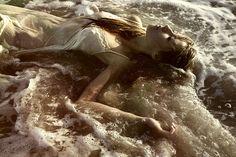 Lying in the tide