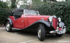 1952 MG TD Roadster - Car Pictures