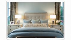 Beautiful Bedrooms Jenkins Interiors - Dallas and Tyler, Texas
