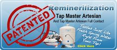 Tap Master Artesian Full Contact™ Reverse Osmosis Water Filtration System