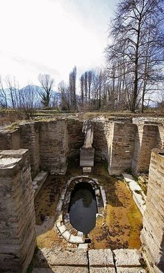 """At the foot of Olympus"".. The Ancient city of Dion, Katerini, Greece / by Makis Siderakis via Flick    http://en.wikipedia.org/wiki/Dion,_Greece"