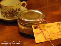 Russian Tea recipe with free printable