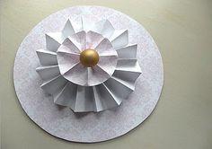 Icing Designs: DIY Rosette Lollipop Topiaries