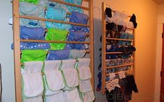 You can repurpose your baby pens into a wall mounted small-clothes drying rack or an indoor diaper line. Put some hooks, make your rack stand on them and here you have a readymade wall mounted-drying rack for small clothes. Continue reading »