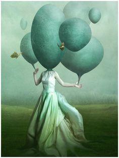 Head in the clouds    byMiruna Ivanescu
