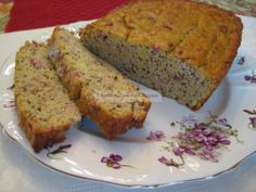 Cranberry Orange Nut Bread from Buttoni's Low Carb