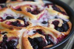 Sweet Berry Rolls & Make Bake Create #MakeBakeCreate
