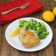 #Whole30 Lemon Pepper Chicken