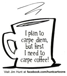 We'll cheers to that! #Coffee #Quote #MrCoffee
