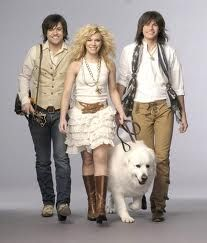 the band perry.  siblings Kimberly Perry, Reid Perry, and Neil Perry.