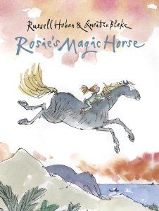A new picture book illustrated by QUENTIN BLAKE!