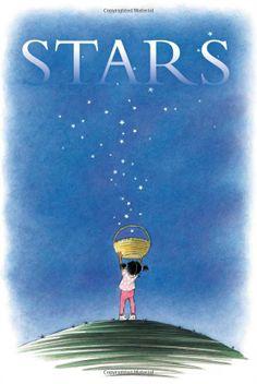 kid books, sky, lyn ray, mari lyn, stars