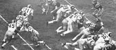 Student body left. Love the shoulder stripes. 1960ish, #Mizzou
