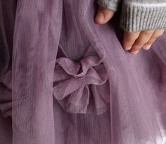 A beautiful tutu + a cardigan can be such an adorable holiday look for little girls.