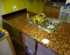 Install a PennyCountertop - great tutorial…yes, STILL debating over kitchen & dinette surface!