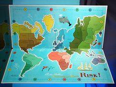RISK BOARD GAME PARKER BROTHERS NAPOLEON SOLDIER ARMY WORLD WAR GAMES | eBay #vintagetoys #boardgames