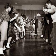 Strollin', c. 1950s.