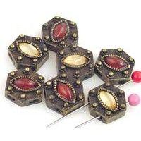 Amazing vintage style beads